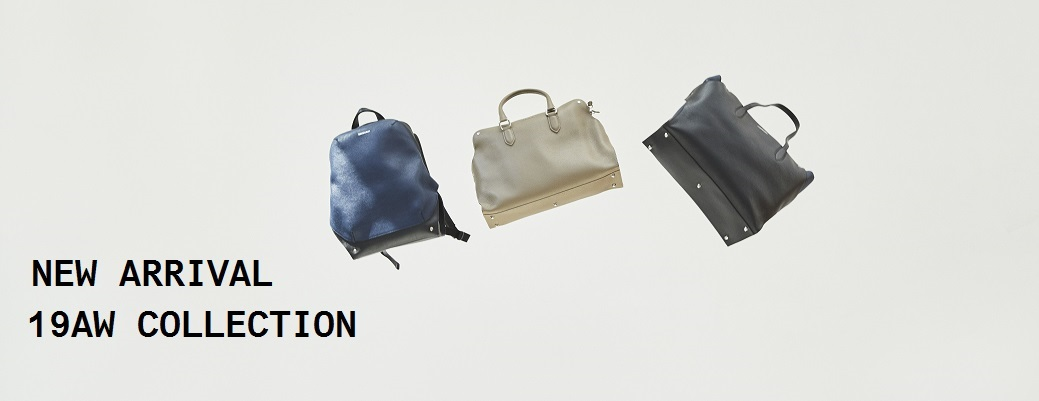 2019AW_NEW_ARRIVAL【BAG】
